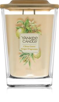 Yankee Candle Elevation Citrus Grove vela perfumado 552 g grande