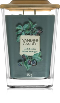 Yankee Candle Elevation Dark Berries lumânare parfumată  552 g mare