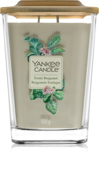 Yankee Candle Elevation Exotic Bergamot ароматизована свічка  552 гр велика