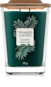 Yankee Candle Elevation Frosted Fir świeczka zapachowa  552 g duża