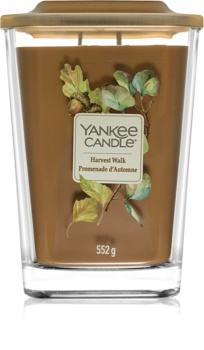 Yankee Candle Elevation Harvest Walk vela perfumada grande