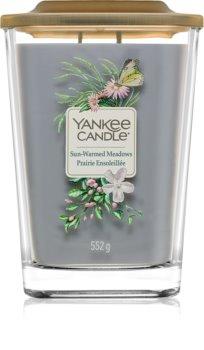 Yankee Candle Elevation Sun-Warmed Meadows illatos gyertya  552 g nagy