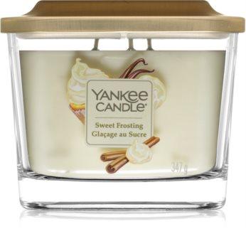 Yankee Candle Elevation Sweet Frosting lumânare parfumată  347 g mediu