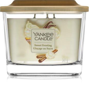 Yankee Candle Elevation Sweet Frosting świeczka zapachowa  347 g średnia