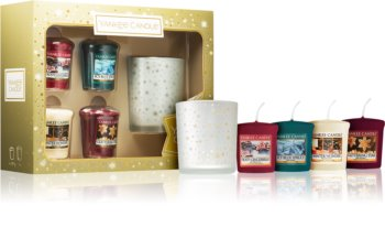 Yankee Candle Holiday Sparkle coffret XI.