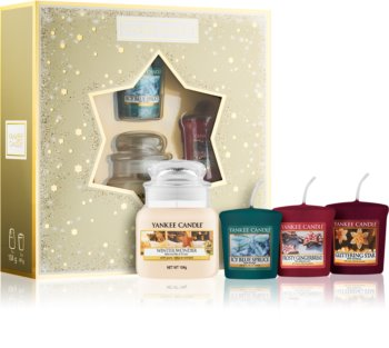Yankee Candle Holiday Sparkle dárková sada IV.