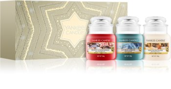Yankee Candle Holiday Sparkle coffret VII.