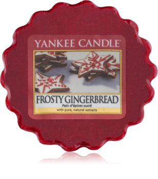 Yankee Candle Frosty Gingerbread восък за арома-лампа  22 гр.