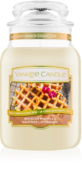 Yankee Candle Belgian Waffles vela perfumada  623 g Classic grande