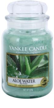 Yankee Candle Aloe Water candela profumata 623 g Classic grande