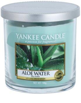Yankee Candle Aloe Water vonná svíčka 198 g Décor malá