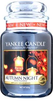 Yankee Candle Autumn Night lumânare parfumată  623 g Clasic mare