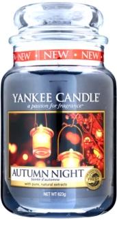 Yankee Candle Autumn Night świeczka zapachowa  623 g Classic duża