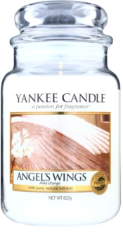 yankee candle angel s wings bougie parfum e 623 g classic grande. Black Bedroom Furniture Sets. Home Design Ideas