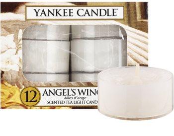Yankee Candle Angel´s Wings vela do chá 12 x 9,8 g