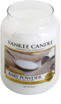 Yankee Candle Baby Powder vonná sviečka 623 g Classic veľká