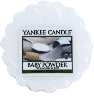 Yankee Candle Baby Powder illatos viasz aromalámpába 22 g