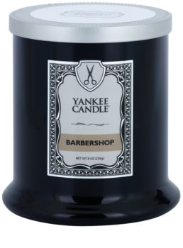 Yankee Candle Barbershop vela perfumado 226 g