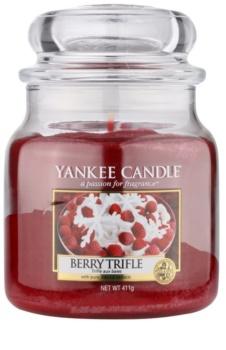 Yankee Candle Berry Trifle vonná svíčka 411 g Classic střední