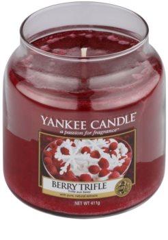 Yankee Candle Berry Trifle vonná sviečka 411 g Classic stredná