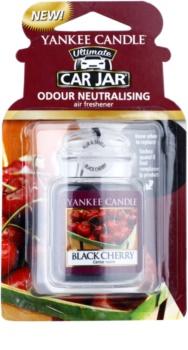 Yankee Candle Black Cherry parfum pentru masina   agățat