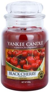Yankee Candle Black Cherry dišeča sveča  623 g Classic velika