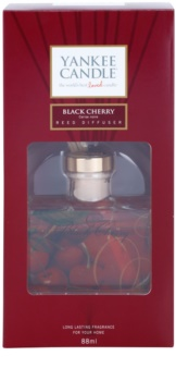 Yankee Candle Black Cherry aroma Diffuser met navulling 88 ml Signature