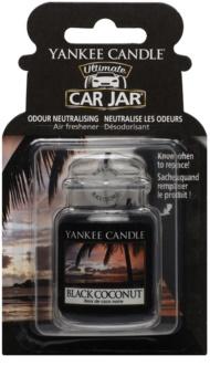 Yankee Candle Black Coconut vůně do auta   závěsná