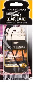Yankee Candle Black Coconut vonná auto visačka