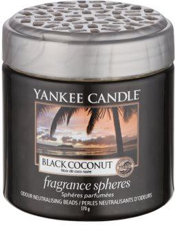 Yankee Candle Black Coconut sphères parfumées 170 g