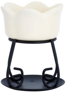 Yankee Candle Petal Bowl Ceramic Aroma Lamp    I. (Cream)