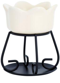Yankee Candle Petal Bowl keramická aromalampa   I. (Cream)