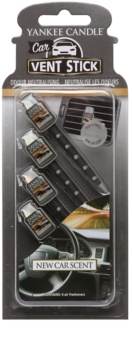 Yankee Candle New Car Scent Car Air Freshener 4 kpl
