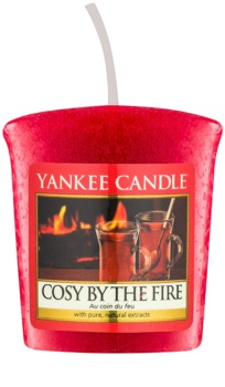 Yankee Candle Cosy By the Fire velas votivas 49 g
