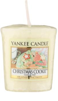 Yankee Candle Christmas Cookie votívna sviečka 49 g
