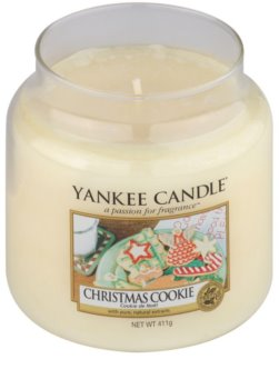 Yankee Candle Christmas Cookie bougie parfumée 411 g Classic moyenne