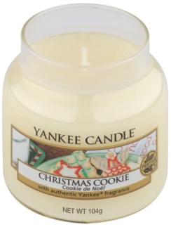 Yankee Candle Christmas Cookie świeczka zapachowa  104 g Classic mała