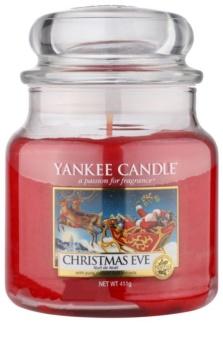 Yankee Candle Christmas Eve illatos gyertya  411 g Classic közepes méret