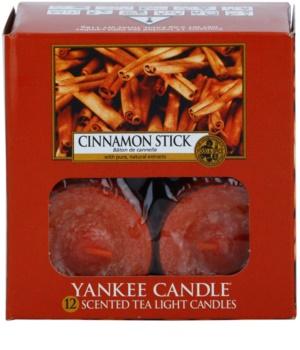 Yankee Candle Cinnamon Stick Teelicht 12 x 9,8 g