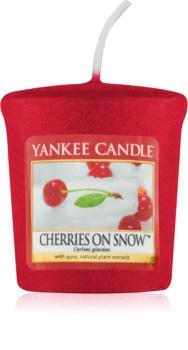 Yankee Candle Cherries on Snow viaszos gyertya 49 g