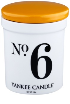 Yankee Candle Coconut & Pineapple vonná sviečka 198 g  (No.6)