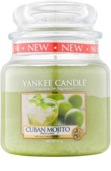 Yankee Candle Cuban Mojito Geurkaars 411 gr Classic Medium