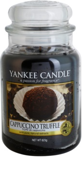 Yankee Candle Cappuccino Truffle vela perfumado 623 g Classic grande