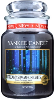 Yankee Candle Dreamy Summer Nights vela perfumada  623 g Classic grande