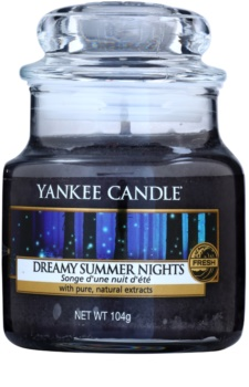 Yankee Candle Dreamy Summer Nights Scented Candle 105 g Classic Mini