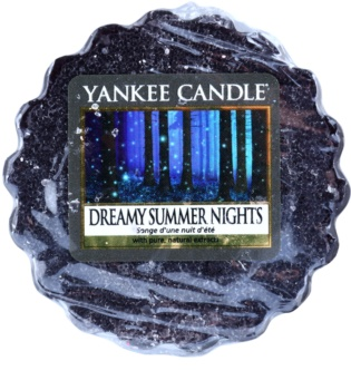 Yankee Candle Dreamy Summer Nights Wachs für Aromalampen 22 g