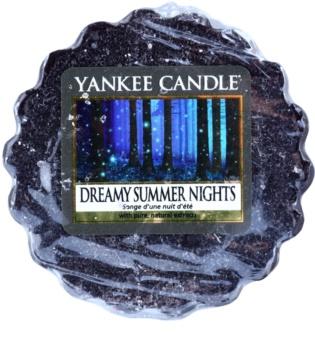 Yankee Candle Dreamy Summer Nights Wachs für Aromalampen 22 g