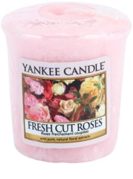 Yankee Candle Fresh Cut Roses viaszos gyertya 49 g