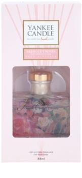 Yankee Candle Fresh Cut Roses aroma difuzor cu rezervã 88 ml Signature
