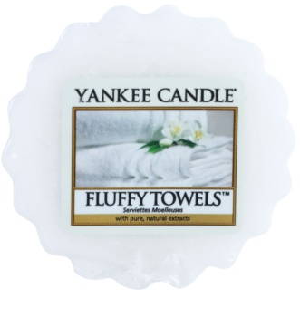 Yankee Candle Fluffy Towels Wax Melt 22 g